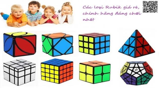 Tổng hợp các mẫu Rubik rẻ nhất ngon nhất hiện nay